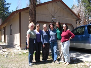 Page a Day Writers Retreat in Big Bear