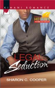 legal seduction - book cover